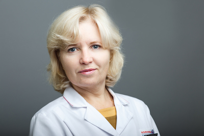 Долиденок Маргарита Борисовна - врач кардиолог Кириши