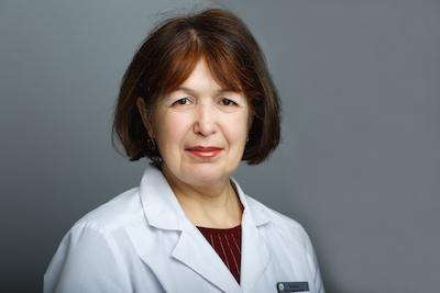 Жаркова Нина Николаевна - врач невролог, иглорефлексотерапевт Кириши