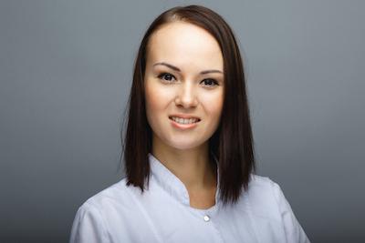Куценко Наталья Флюревна - стоматолог-терапевт, детский стоматолог