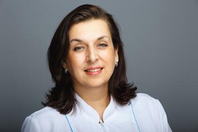 Никитина Светлана Михайловна - невролог, рефлексотерапевт, гирудотерапевт