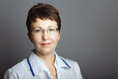 Терентьева Жанна Николаевна - врач отоларинголог (ЛОР), детский отоларинголог (ЛОР), педиатр