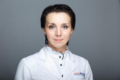Трофимова Ольга Викторовна - врач терапевт, кардиолог