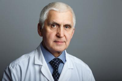 Леонтьев Александр Иванович - врач-офтальмолог