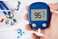 Первичная диагностика сахарного диабета за 350 ₽