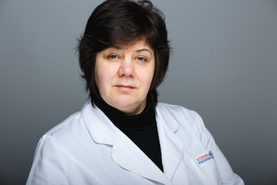 Сазонец Ольга Игоревна - врач пульмонолог, аллерголог, иммунолог
