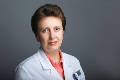 Буланова Марина Георгиевна - врач эндокринолог